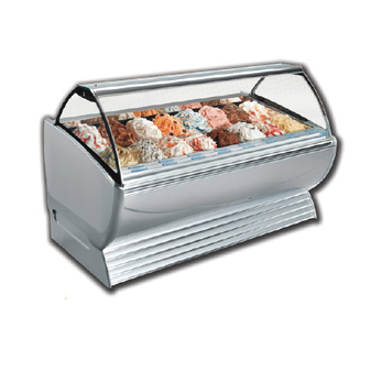 Dinamica 24 HE Display Freezer
