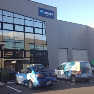 Majors Group New Zealand Showroom