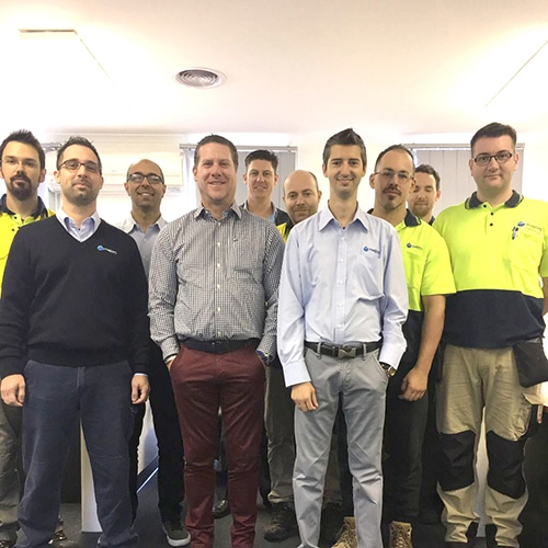 Melbourne Team