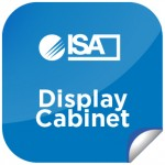 ISA Display Cabinet