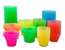 Gelato Plastic Cups