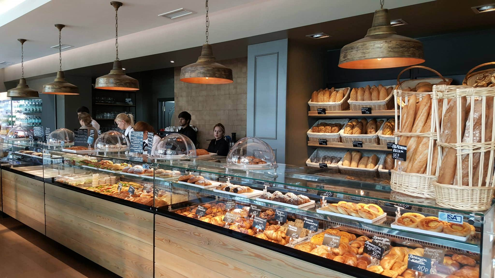 Pastry Shop Fitting Project Majors Group Australia