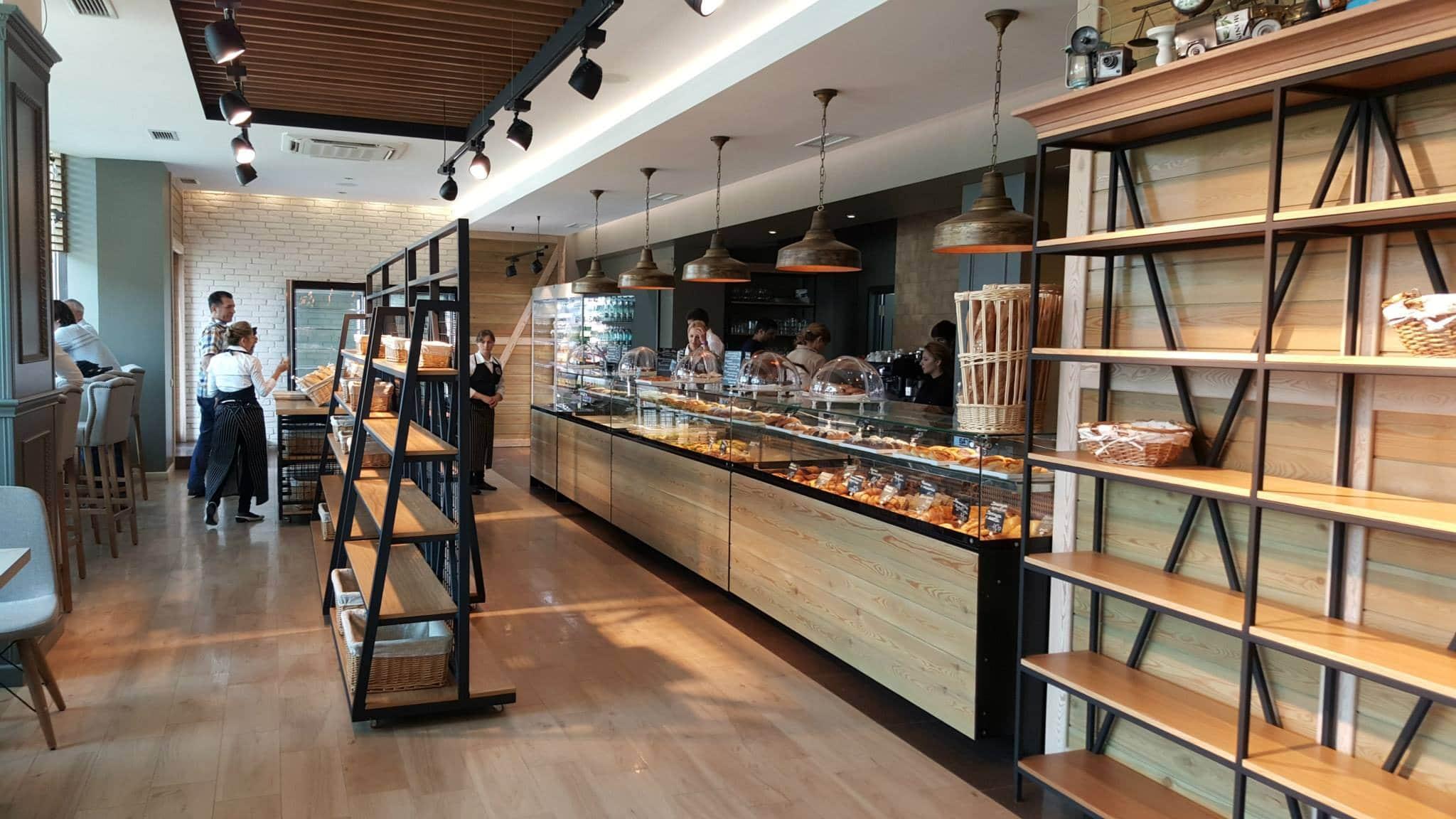 ISA Kelly Showcase pastry cabinet