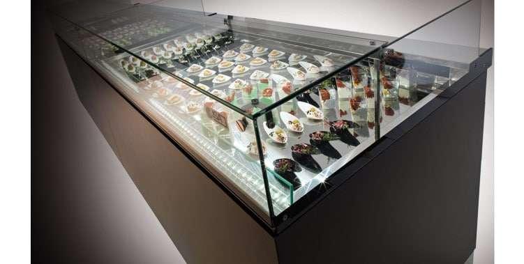 ISA Kelly showcase cabinet