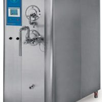 Continuos Freezer 1500 - Technogel Ice cream factory equipment