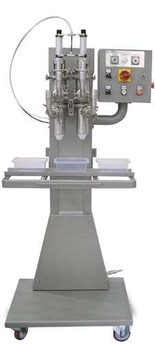 Filling ice cream doser - Technogel Ice Cream factory equipment