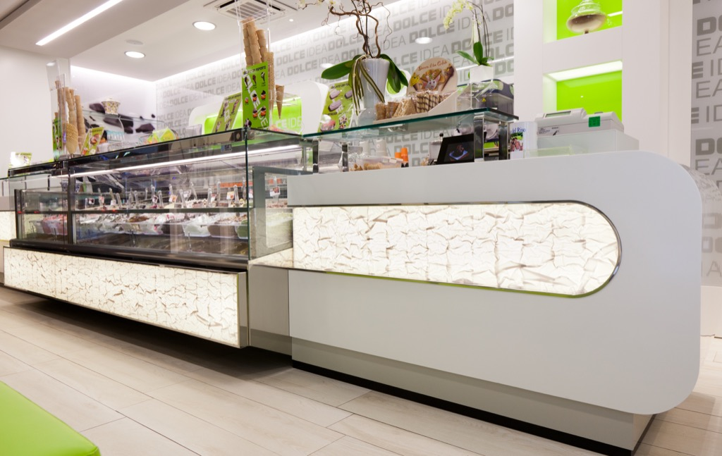 Gelateria Isa Shop Fit 3 Majors Group Australia