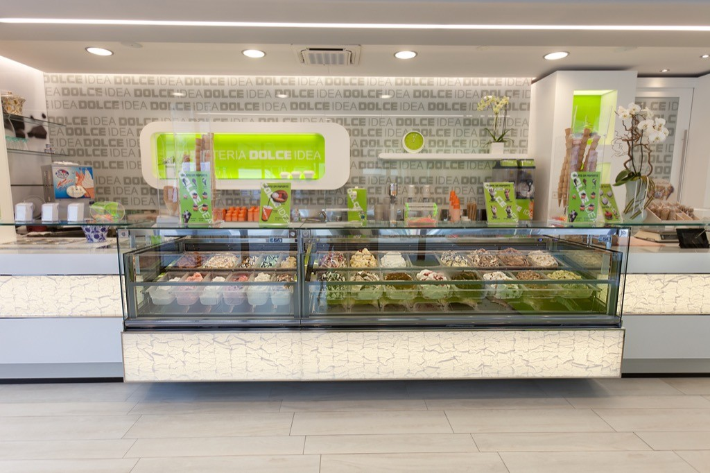 Gelateria - ISA Shop Fit 2