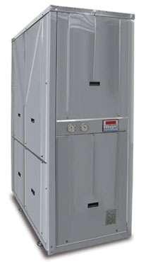 Water Chiller 3 - Technogel Ice cream factory equipment