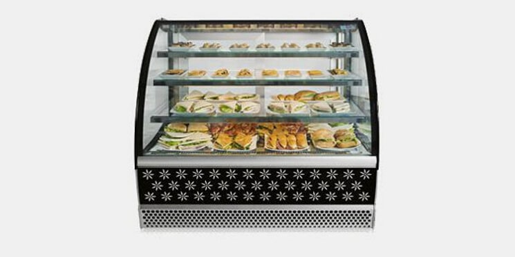 ISA Metro Pastry Cabinet