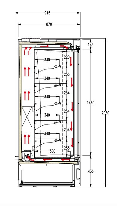 ISA Infinity Smartflex Digram