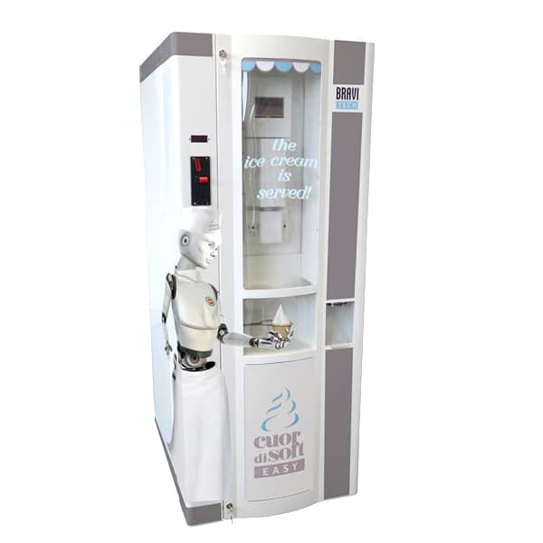 coin operated self serve