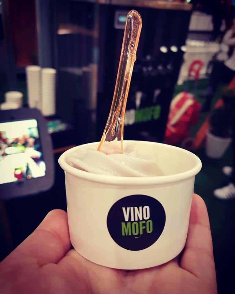 VINO MOFO Soft serve
