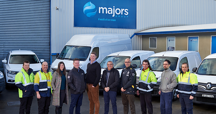 Majors Group Melbourne Team