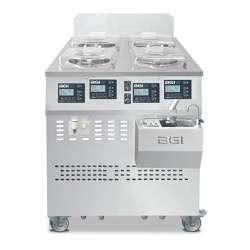 CC401 4 Cylinder Gelato Machine