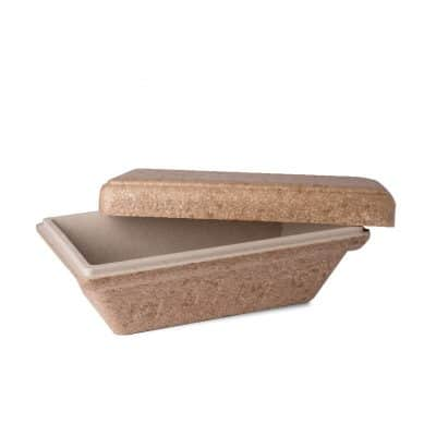 Compostable Takeaway container
